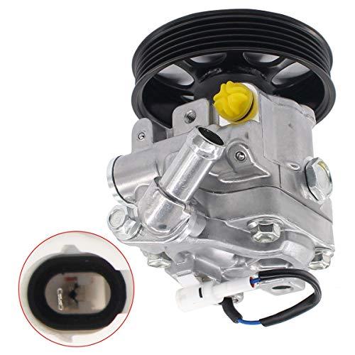 ApplianPar Power Steering Pump w/Pully