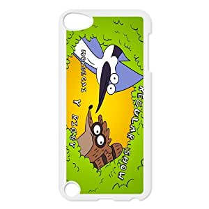 Ipod Touch 5 Phone Case American Animated Television Series Regular Show SMA001134058851