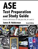 img - for ASE Test Prep and Study Guide (2nd Edition) (Automotive Comprehensive Books) book / textbook / text book