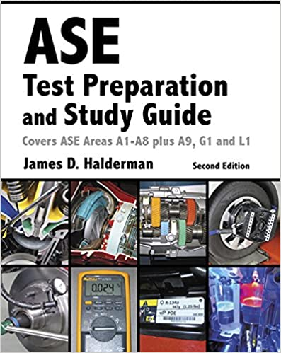Ase test prep and study guide 2nd edition automotive ase test prep and study guide 2nd edition automotive comprehensive books james d halderman 9780134169729 amazon books fandeluxe