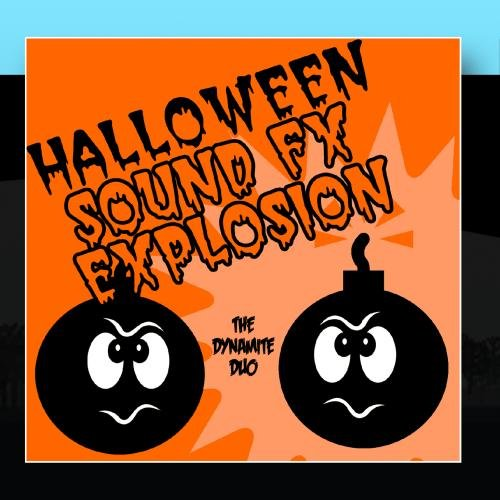 Halloween Sound Fx Explosion -