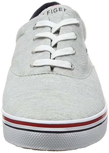 E1285liza Grau Sneakers Grey 3d1 Light Damen Hilfiger Tommy 007 XBIqxEp0