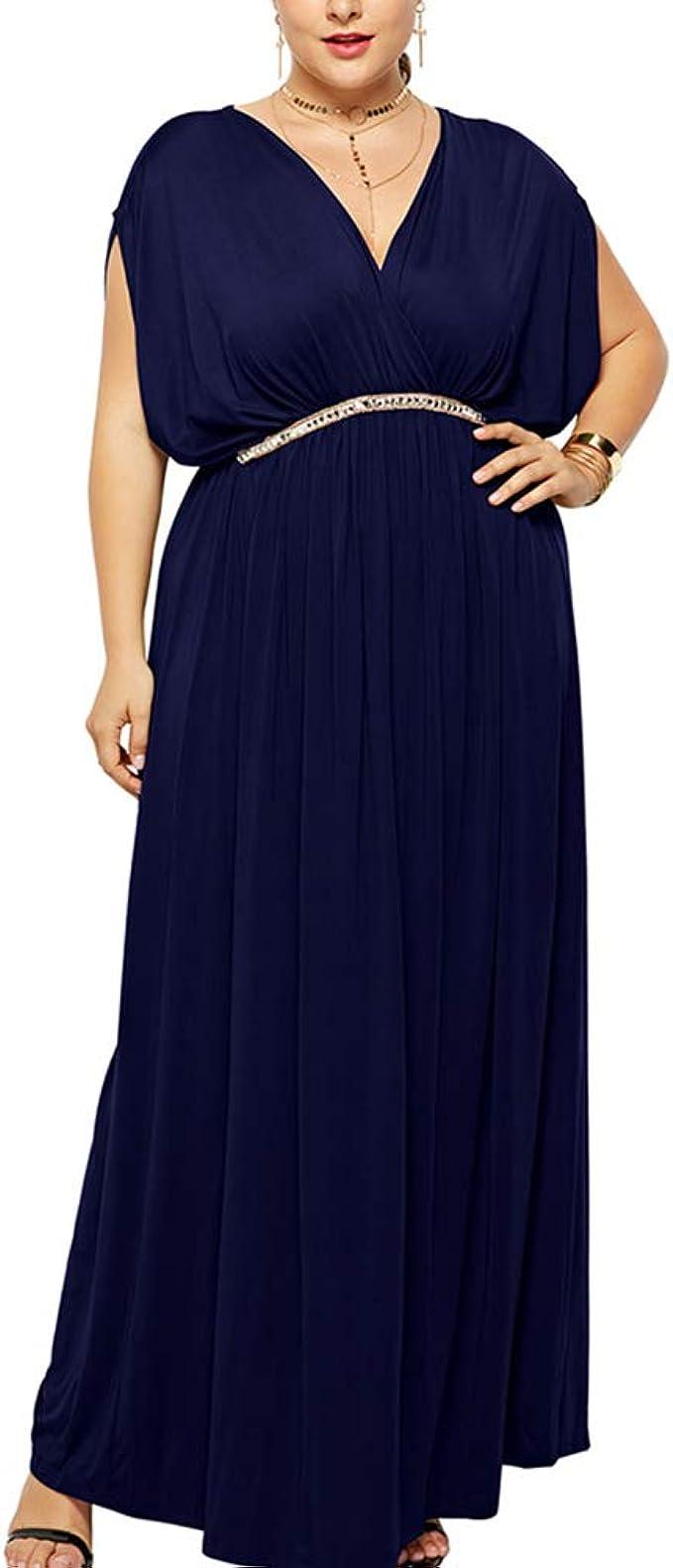 Lover-Beauty Abendkleid Große Größen Kleider A Linie Cocktailkleid