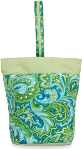 Adorable Easy Clean Insulated Wristlet Lunch Tote From Picnic Plus