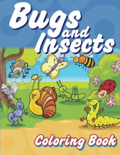 bugs-and-insects-coloring-book-super-fun-coloring-books-for-kids-volume-8