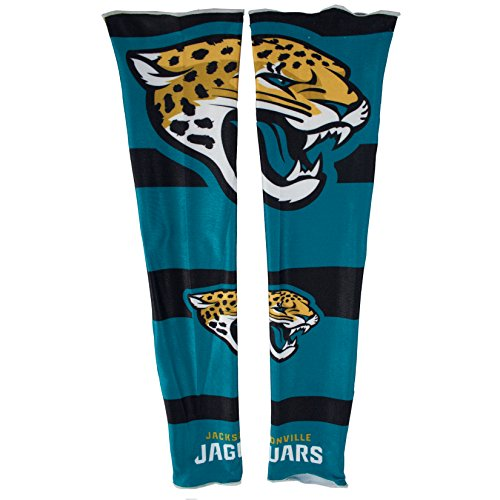 Littlearth NFL Jacksonville Jaguars Strong Arms Sleeves