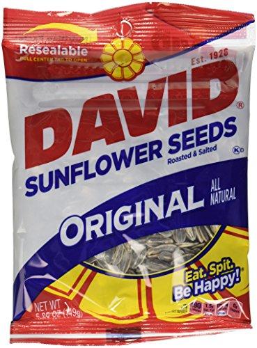 David Sunflower Seeds, Original, 5.25 oz