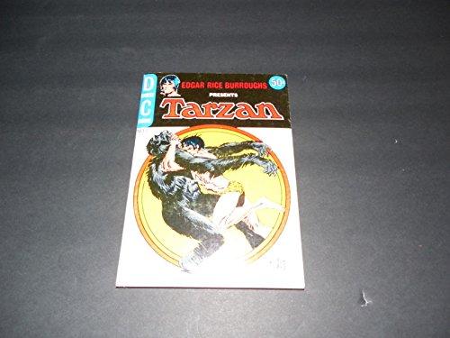 Digest Comic #1 1972 Edgar Rice Burroughs Presents Tarzan DC Bronze Age