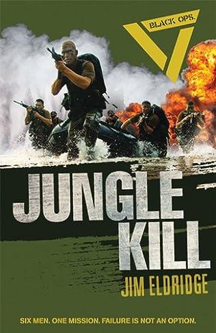 book cover of Jungle Kill