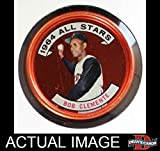 1964 Topps Coins # 150 All-Star Roberto Clemente Pittsburgh Pirates (Baseball Card) Dean's Cards 6 - EX/MT Pirates