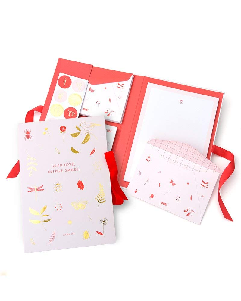 kikki.K Letter Writing Set: Wonderful, 1 Count