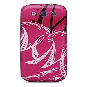 Fashion Protective Metal Mulisha Cases Covers For Galaxy S3 BY icecream design