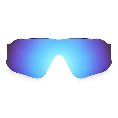 Revant Verre de rechange polarisés Bleu Glacier pour Oakley Jawbreaker 85d4e8b12c83