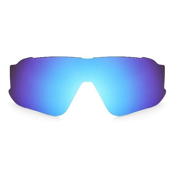Bleu Oakley De Glacier Pour Polarisés Verre Rechange Revant 54A3RLj