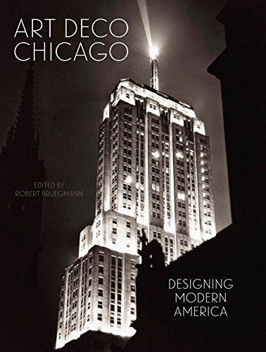 An expansive take on American Art Deco that explores Chicago's pivotal role in developing the architecture, graphic design, and product design that came to define middle-class style in the twentieth century Frank Lloyd Wright's lost Midway Gardens...