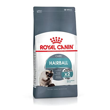 Royal Canin 34 – Pienso para gatos, Intense Hairball