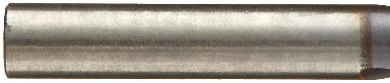 Cleveland 2133 Style Cobalt Steel Short Length Drill Bit Pack of 12 Pack of 12 TiCN Coated 135 Degree Split Point 3//16 Greenfield Industries Round Shank 3//16