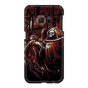 Scratch Protection Hard Phone Covers For Samsung Galaxy S6 (wtE22464VbDX) Custom Attractive Suicide Silence Skin
