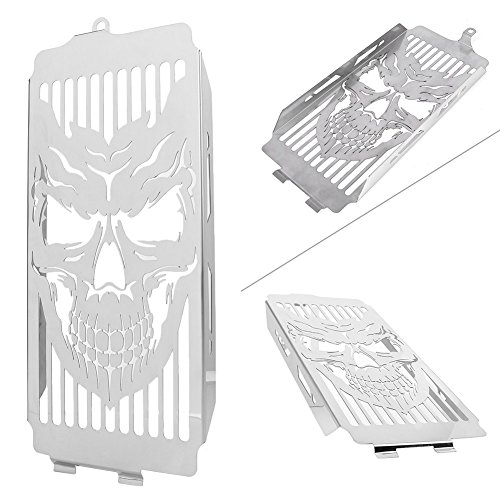 GZYF Motorcycle Mesh Radiator Grill Guard Protective Cover for Honda Shadow ACE VT400 / VT750 Spirit 750