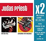X2 (British Steel/Screaming For Vengeance) by Judas Priest (2008-07-22)