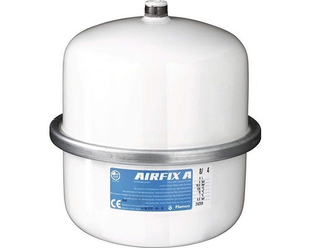 Flamco 24259 Airfix A 8 L 4 Bar Vase dExpansion Sanitaire Blanc
