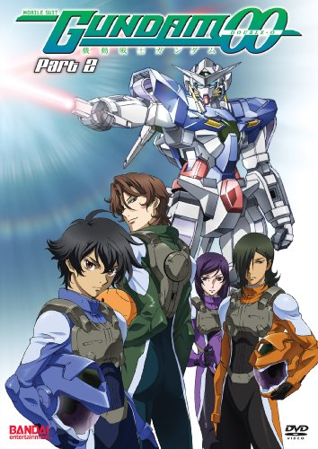 Gundam 00: Season 1, Part 2 -