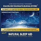 Natural Sleep Aid: Combination of Subliminal & Learning While Sleeping Program (Positive Affirmations, Isochronic Tones & Binaural Beats)