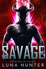 JOANI didn't think aliens were real.Until Surlok saved my life.He's a towering mass of muscle, with huge horns and sharp claws. The alien warrior cuts my attackers down, and then the savage beast turns his hungry gaze my way.I have to save my...