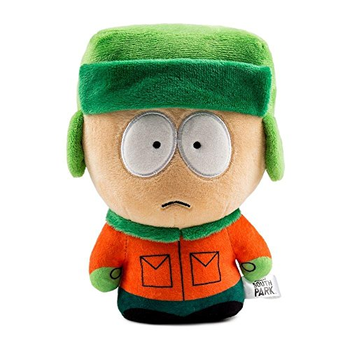 Kidrobot South Park Phunny Kyle Plush Figure (South Park Super Best Friends)