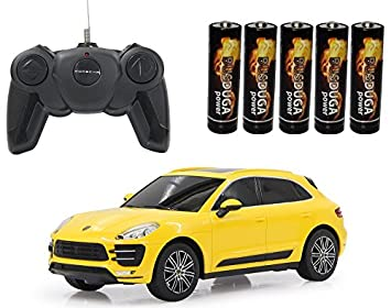 busduga - RC Porsche Macan Turbo teledirigido disponible.: de color, escala de - RTR Ready to Run - Incluye pilas: Amazon.es: Juguetes y juegos