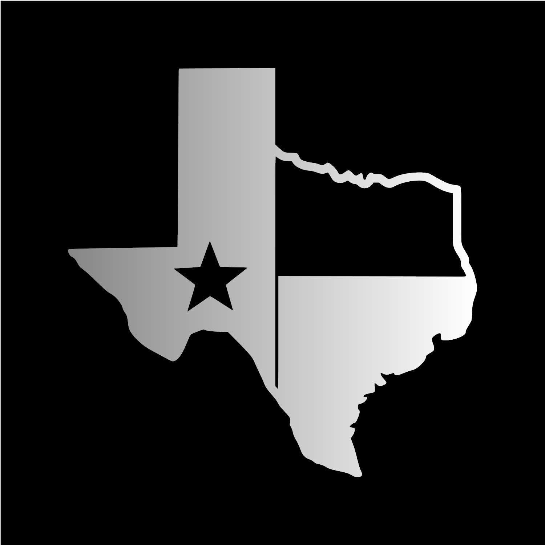 Hill Country Vinyl TX - Adhesivo de Vinilo con diseño de Bandera de Texas, para portátil, Coche, camión, Ventana y Parachoques: Amazon.es: Coche y moto