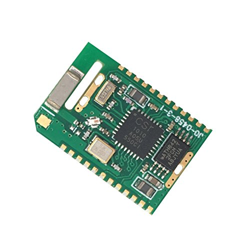 Jinou BLE 4.0/4.1 Class 2 Bluetooth Low Energy Mesh Networking Module CSR 1010 for LED/Light Control/Health Care/Industrial Control/Smart home, Android/iOS by Jinou (Image #2)