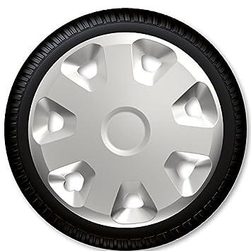 Tapacubos Tapacubos radabdeckungen Gor 16 Monza Silver 16 ...
