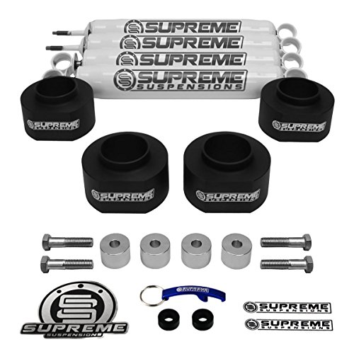 Supreme Suspensions - Grand Cherokee Lift Kit Full Suspension Lift and Upgrade 3
