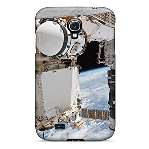 LightTower Premium Protective Hard Case For Galaxy S4- Nice Design - International Space Station