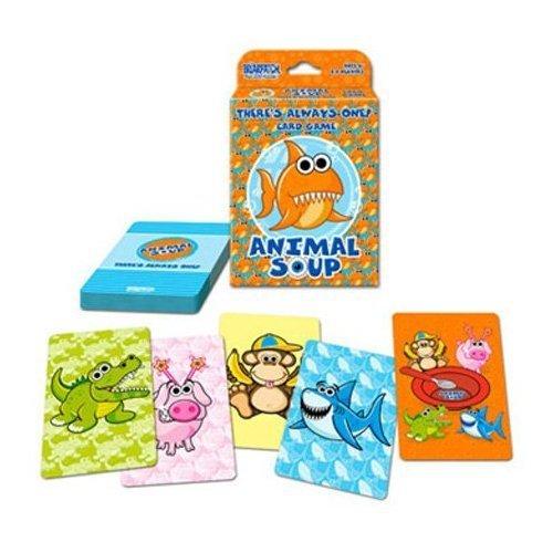 Animal Soup Card Game