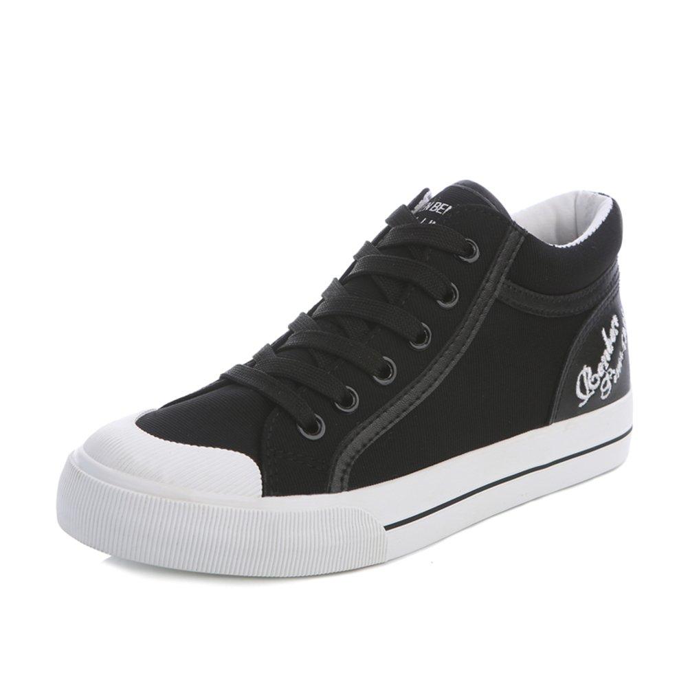 Spring Casual Sneaker,Koreanische Version Mit Schlicht Weiße Schuhe Schuhe Weiße Am Ende Des,Mädchen Leinwand C 3ce15e