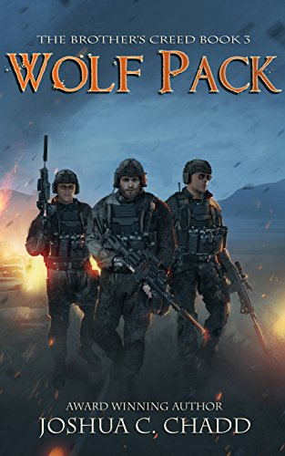 Wolf Pack (The Brother's Creed Book 3) cover