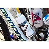 国内初 もっと自由にスマートに THE CYCLING SPERAKER MB-S100B Bluetooth@ ボトル型 耐水・防塵 サイクリングボトル型スピーカー SDカード対応 Aims on  【国内正規輸入品】 (White)