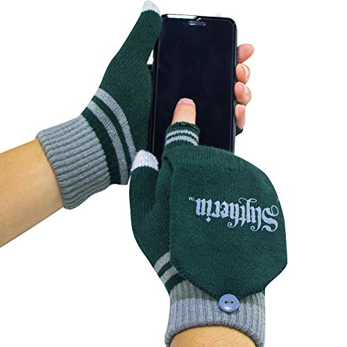 Tactile Serpentard Gants Serpentard Fonction Harry Mitaines Classique Cinereplicas Potter Mitaine Ou mitaine EZxa0nPqw
