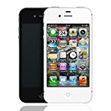 White for Apple iPhone 4s 16GB-GSM Factory Unlocked+Screen Protector