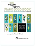 Very First Piano Solo Book, Allan Small, 0739063898
