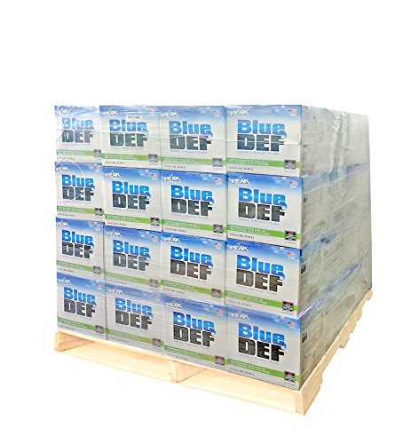 (Pack of 30) BlueDEF DEF002 Diesel Exhaust Fluid – 2.5 Gallon Jug