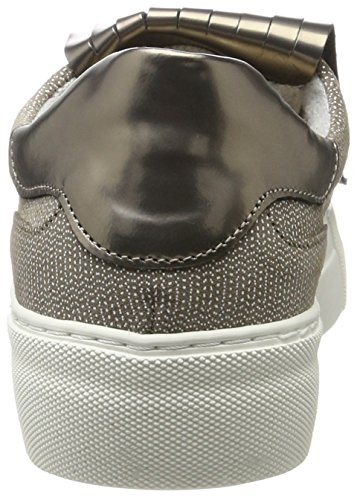 Combi Marc Femme Basses 70714193501310 Brown O'Polo Braun Sneaker g8wgzqF