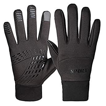 Touch Screen Gloves, Winter Warm Anti-Slip Gloves Driving