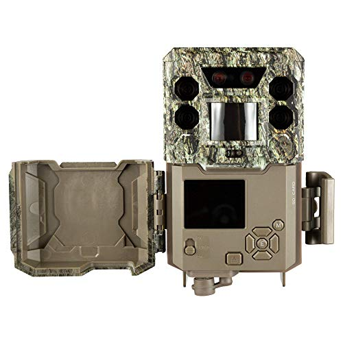 Bushnell 30MP CORE Trail Camera, Dual Sensor, no Glow_119977C - http://coolthings.us