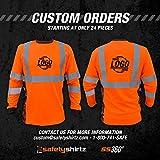 SafetyShirtz SS360 Deepwoods Camo Safety Long