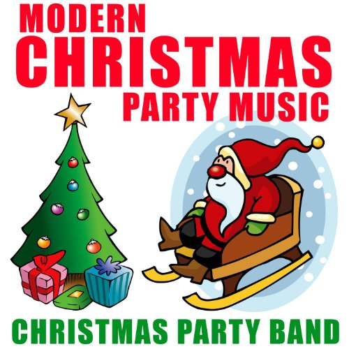 Modern Christmas Party Music (Christmas Party Album)