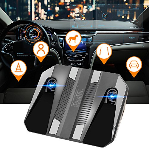 Stereo-Camera ADAS Advanced Driver Assistance Systems with Forward Collision Warning Lane Departure Warning Pedestrian Collision Warning Headway Monitoring & Warning for Cars Sedans SUVs