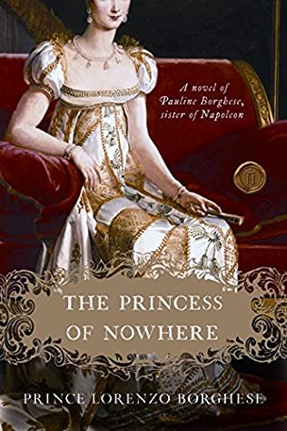 book cover of The Princess of Nowhere